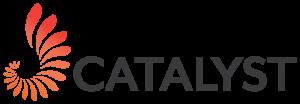 logotipo de catalizador de salud