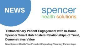 spencer smart hub hits 90% engagement